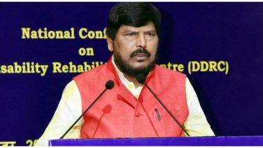 महाराष्ट्र विधानसभा चुनाव 2019: नतीजों से पहले ही रामदास आठवले ने मांगे दो मंत्रिपद