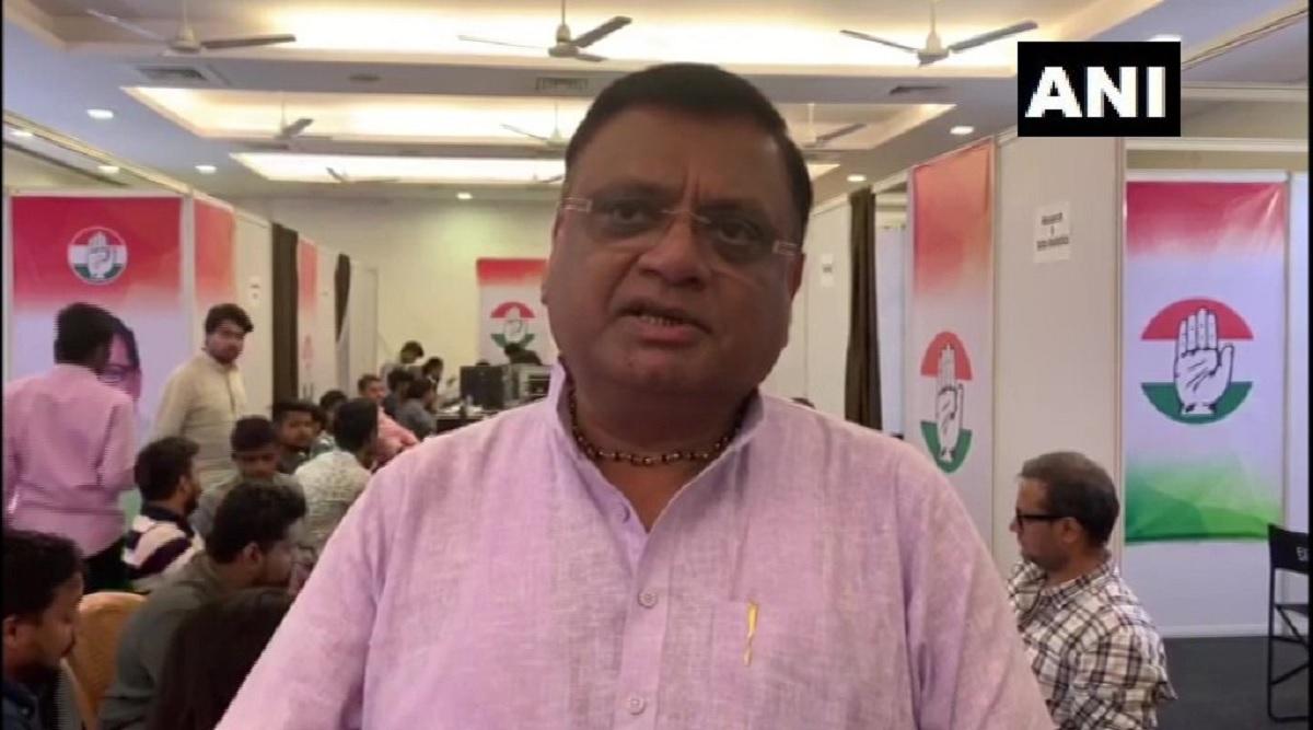 महाराष्ट्र विधानसभा चुनाव 2019: कांग्रेस ने लगाया EVM में गड़बड़ी का आरोप, अविनाश पांडे बोले-चुनाव आयोग से की मामले की शिकायत