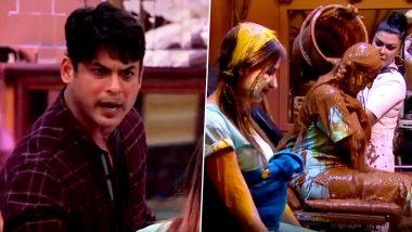 Bigg Boss 13: एक दूसरे को औकात दिखाने पर आए शेफाली बग्गा और सिद्धार्थ शुक्ला, टास्क में शहनाज गिल और माहिरा शर्मा निशाने पर