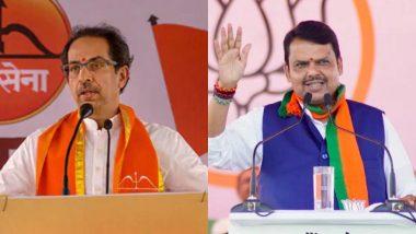 महाराष्ट्र: शिवसेना के तेवर हुए नरम, फडणवीस ने कहा- NDA गठबंधन जल्द बनाएगा सरकार