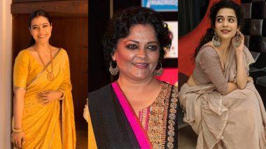 नेटफ्लिक्स फिल्म 'त्रिभंग' में साथ नजर आएंगी काजोल, तन्वी आजमी और मिथिला पालकर