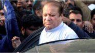 पाकिस्तान : पूर्व प्रधानमंत्री नवाज शरीफ को विदेश यात्रा की अनुमति देने के लिए एक अधिसूचना जारी
