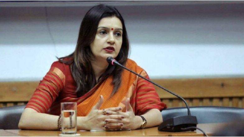 मुंबई: शिवसेना नेता प्रियंका चतुर्वेदी को ट्विटर पर मिली जान से मारने की धमकी, FIR दर्ज
