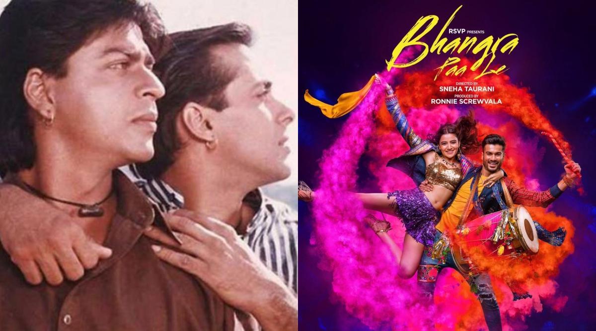सलमान खान-शाहरुख खान का सॉन्ग 'भांगड़ा पा ले' हुआ रिक्रिएट, निर्देशक स्नेहा तौरानी ने कही ये खास बात