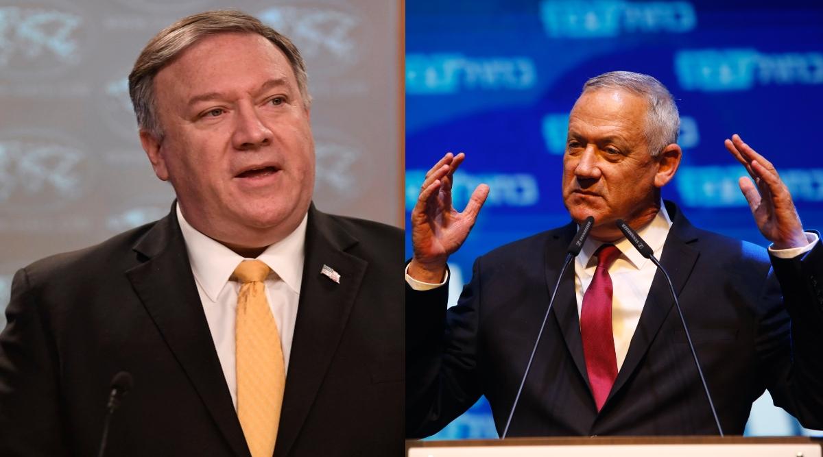 इजरायल के प्रधानमंत्री बेंजामिन नेतन्याहू और अमेरिकी विदेश मंत्री माइक पोंपियो ने सीरिया-ईरान मुद्दों पर की चर्चा