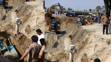 तमिलनाडु: 30 फुट गहरे बोरवेल में गिरा 2 साल का मासूम बच्चा, बचाने के प्रयास जारी