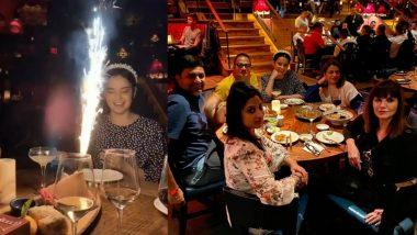 'थलाइवी' की टीम संग दीवाली मना रही हैं कंगना रनौत, सोशल मीडिया पर शेयर किया पोस्ट