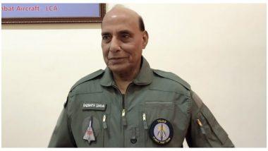 भारत को आज मिलेगा पहला राफेल जेट, उड़ान भरने से पहले फ्रांसीसी राष्ट्रपति एमैनुएल मैक्रों से वार्ता करेंगे रक्षा मंत्री राजनाथ सिंह