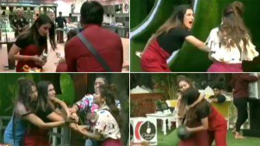 Bigg Boss 13: आज रात शेफाली बग्गा और देवोलीना भट्टाचार्जी में दिखाई देगी हाथापाई, एक-दूसरे का पकड़ लिया गला