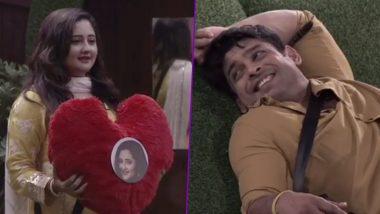 Bigg Boss 13: क्या शुरू होने जा रही है सिद्धार्थ शुक्ला और रश्मी देसाई की लव स्टोरी, दिलों का खेल हुआ शुरू