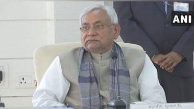 बिहार: सभापति अवधेश नारायण सिंह के संपर्क में आने के बाद CM नीतीश कुमार और उपमुख्यमंत्री सुशील कुमार मोदी ने कराई COVID-19 जांच