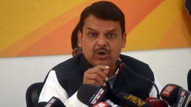 महाराष्ट्र: पूर्व सीएम देवेंद्र फडणवीस ने कहा- संकट के बीच सत्ता परिवर्तन में रुचि नहीं, हम कोरोना वायरस से लड़ रहे हैं