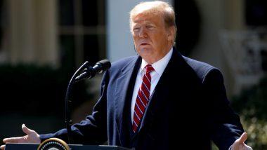 अमेरिकी राष्ट्रपति डोनाल्ड ट्रंप में नहीं है अब COVID19 के लक्षण, अस्पताल से किए गए डिस्चार्ज: चिकित्सक