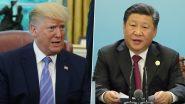 अमेरिका के साथ कोरोना वायरस पर डेटा साझा करेगा चीन