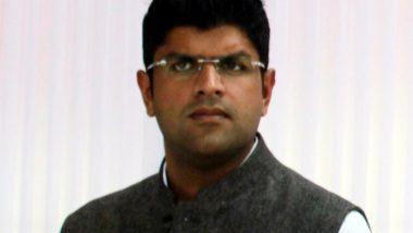 हरियाणा: दुष्यंत चौटाला को बड़ा झटका, मंत्री न बनाए जाने से नाराज विधायक ने छोड़ा पद