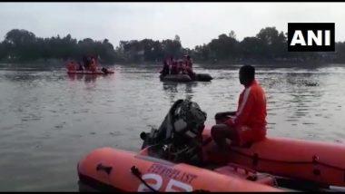 बिहार: कटिहार जिले की महानंदा नदी में पलटी नाव, हादसे में तीन की मौत 20 से ज्यादा लोग लापता