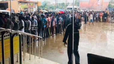 केरल विधानसभा उपचुनाव: भारी बारिश के कारण मतदान प्रभावित, पोलिंग केंद्रों को किया गया स्थानांतरित
