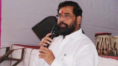 शिवसेना ने एकनाथ शिंदे को चुना विधायक दल का नेता, आदित्य ठाकरे ने रखा नाम का प्रस्ताव