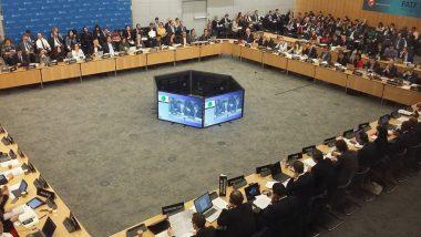 पाकिस्तानी प्रतिनिधिमंडल 2 दिवसीय FATF बैठक के लिए पहुंचा पेरिस, पाक द्वारा आतंकवादी फंडिंग को रोकने के लिए उठाए गए कदमों की होगी समीक्षा