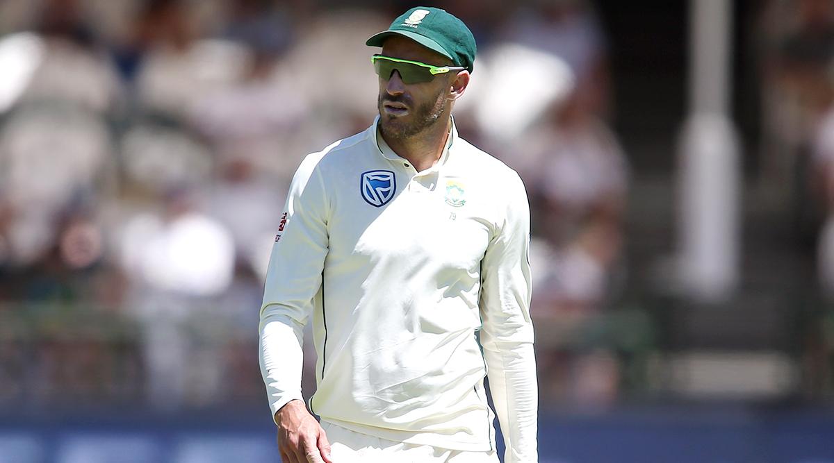 IND vs SA 3rd Test Match 2019: लगातार हार से परेशान कप्तान फाफ डू प्लेसिस ने रांची टेस्ट के लिए अपनाया ये खास टोटका