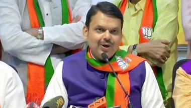 महाराष्ट्र: देवेंद्र फडणवीस चुने गए बीजेपी विधायक दल के नेता, सरकार बनाने को लेकर सस्पेंस जारी, शिवसेना के अगले कदम पर नजर
