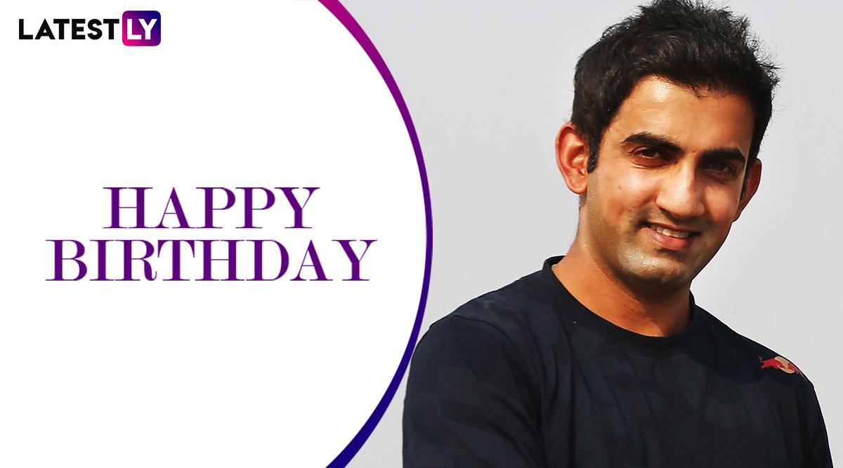 Happy Birthday Gautam Gambhir: गौतम गंभीर के 38वें जन्मदिन पर जानिए उनके क्रिकेट से जुड़ी रोचक बातें