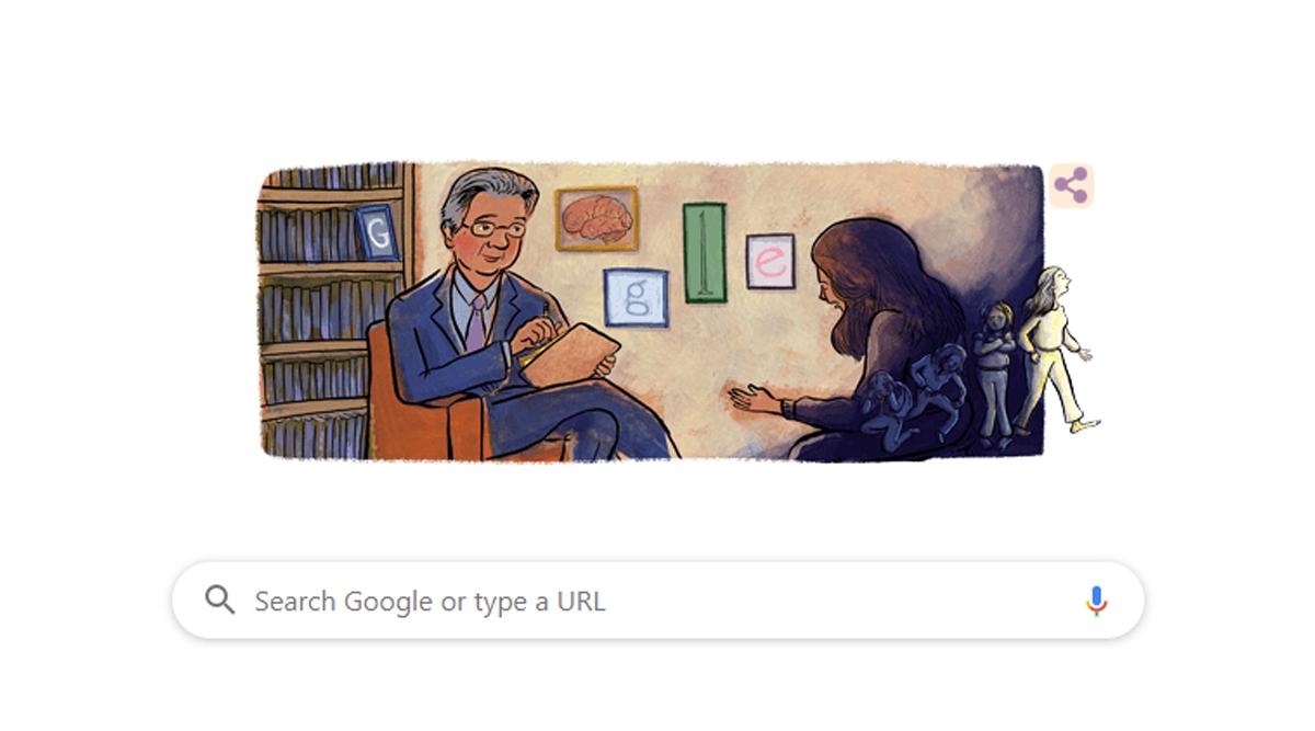 डॉ. हर्बर्ट क्लेबेर की याद में Google ने बनाया ख़ास Doodle, जानें कौन थे Dr. Herbert Kleber