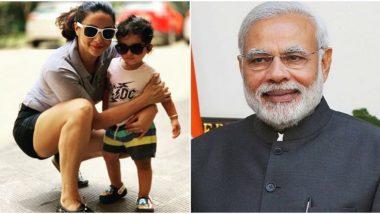 एक्ट्रेस गुल पनाग के बेटे ने मैगजीन कवर पेज पर पहचाना प्रधानमंत्री मोदी को, वीडियो देख पीएम ने ऐसे कहा शुकिया