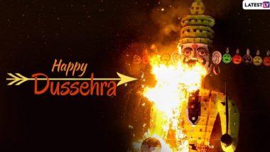 Dussehra 2019: देश के इन शहरों में रावण दहन को माना जाता है पाप, विजयादशमी यहां होती है दशानन की पूजा, जानें इसकी वजह