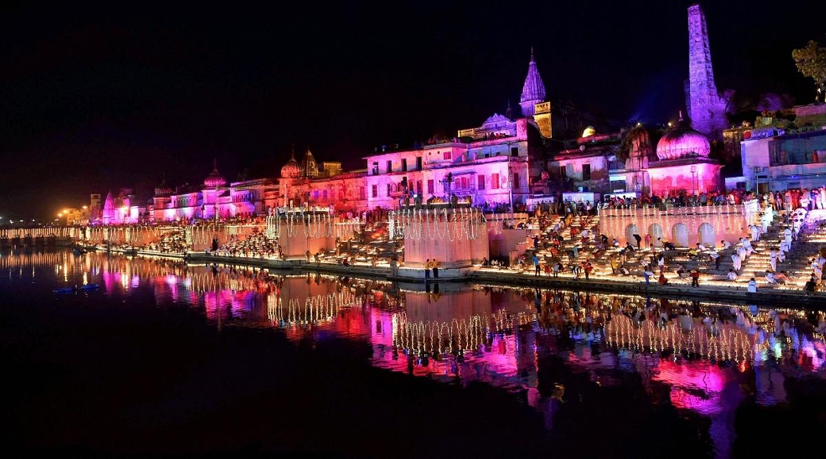 Diwali 2019: अयोध्या में आज धूमधाम से दीपोत्सव मनाएगी योगी सरकार, 5 लाख 51 हजार दीप जलेंगे