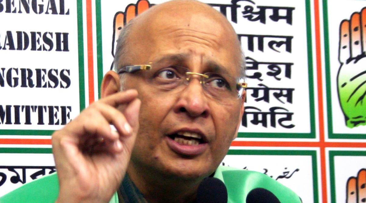 कांग्रेस नेता अभिषेक मनु सिंघवी ने की वीर सावरकर की तारीफ, बोले- देश के लिए जेल गए