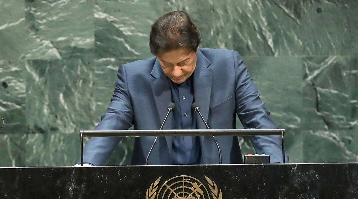 इमरान खान का बड़ा बयान, कहा- कश्मीर में जेहाद का आह्वान कश्मीरियों और पाकिस्तानी हितों के खिलाफ