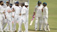 SA 41/3 in 11.1 Overs | India vs South Africa 3rd Test Match 2019 Day-3 Live Score Updates: कप्तान विराट कोहली से हुई बड़ी चूक, जुबायर हम्जा का आसान कैच टपकाया