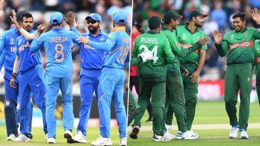 India vs Bangladesh Series 2019 Schedule: दक्षिण अफ्रीका के बाद बांग्लादेश की टीम विराट के वीरों को देगी चुनौती, नवम्बर में खेले जाएंगे 3 T20 और 2 टेस्ट