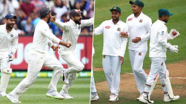Ind vs Ban 2nd Test 2019: भारत बनाम बांग्लादेश के बीच ईडन गार्डन में खेले गए दूसरे टेस्ट मैच में बनें ये प्रमुख रिकॉर्ड