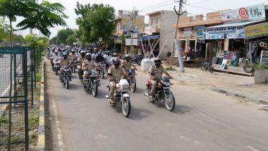 राजस्थान के मालपुरा में विजयादशमी के जुलूस पर पथराव, सुबह 4.30 बजे किया गया रावण दहन-तनाव के बाद कर्फ्यू, इंटरनेट बंद