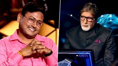 KBC 11: बिहार का एक और बेटा बना करोड़पति, गौतम कुमार झा ने जीते 1 करोड़, देखें Video