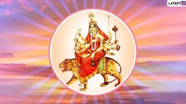 Navratri 2019: नवरात्रि के तीसरे दिन होती है मां चंद्रघंटा की पूजा, इनकी आराधना से मिलता है शक्ति और शौर्य! जानें कैसे करें पूजा! क्या है माँ का शक्तिशाली कवच!