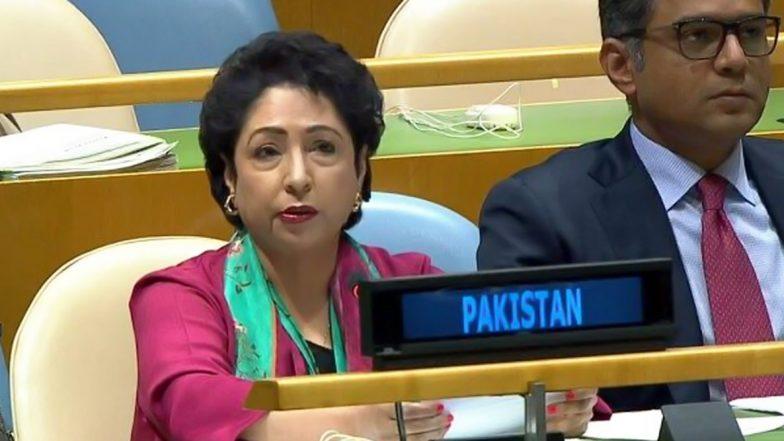 UN में मिली करारी हार के बाद बौखलाए पीएम इमरान खान, स्थाई प्रतिनिधि मलीहा लोधी की छीनी कुर्सी, मुनीर अकरम पर जताया भरोसा