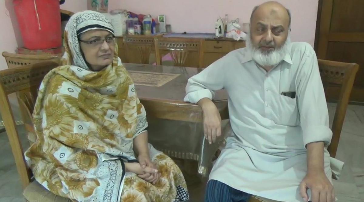 यूपी: शादी के 34 साल बाद पाकिस्तान की जुबैदा बेगम को मिली भारतीय नागरिकता