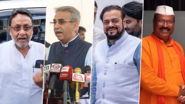 महाराष्ट्र विधानसभा चुनाव परिणाम 2019: ये मुस्लिम नेता चल रहे हैं आगे, दिग्गजों को दी टक्कर