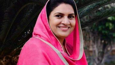 हरियाणा में डिप्टी सीएम पद के लिए नैना चौटाला के नाम पर हो रही है चर्चा: सूत्र