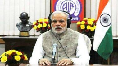 Mann Ki Baat: 2020 की पहली 'मन की बात' में बोले पीएम मोदी 'हिंसा किसी समस्या का समाधान नहीं'