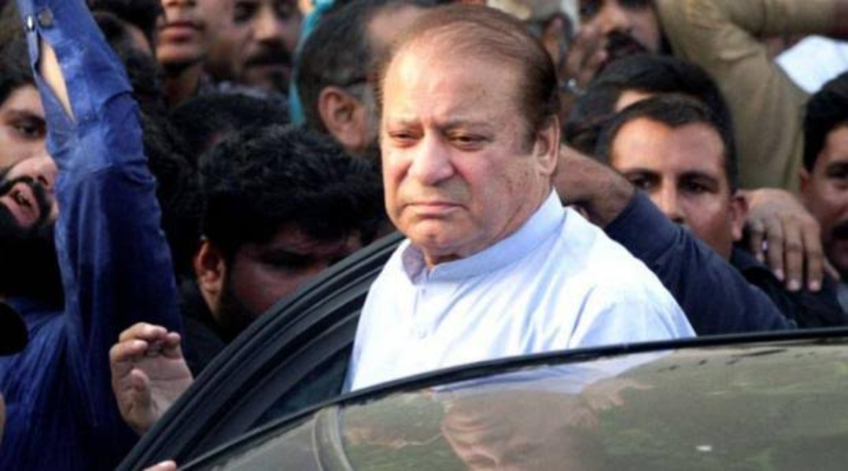 पाकिस्तान के राष्ट्रीय जवाबदेही ब्यूरो ने 'चौधरी शुगर मिल घोटाला' मामले में पूर्व प्रधानमंत्री नवाज शरीफ के खिलाफ जारी किया गिरफ्तारी वारंट