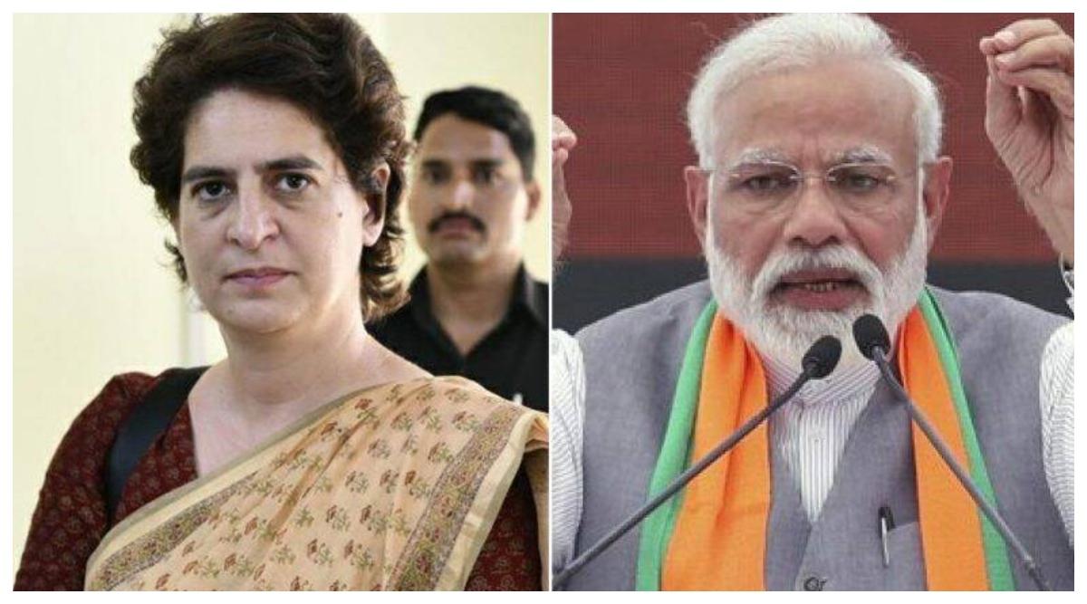 प्रियंका गांधी ने मोदी सरकार पर बोला हमला, कहा- अर्थव्यवस्था की हालत खराब, इसके बाद भी सुधार के एजेंडे को रोका जा रहा है