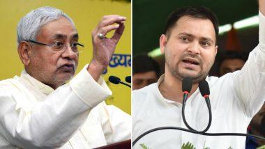बिहार विधानसभा चुनाव 2020: तेजस्वी यादव का सीएम नीतीश कुमार पर वार, बेरोजगारी को लेकर पूछे 18 सवाल