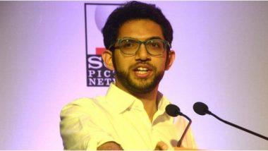 शिवसेना की बैठक आज, आदित्य ठाकरे को चुना जा सकता है विधायक दल का नेता
