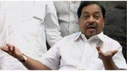 महाराष्ट्र विधानसभा चुनाव 2019: नारायण राणे BJP में शामिल, पार्टी को भी किया विलय
