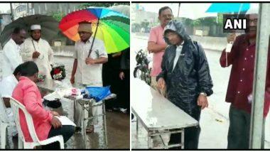 महाराष्ट्र विधानसभा चुनाव 2019: कई इलाकों में फुहारों के साथ बारिश, मतदान पर पड़ सकता है असर