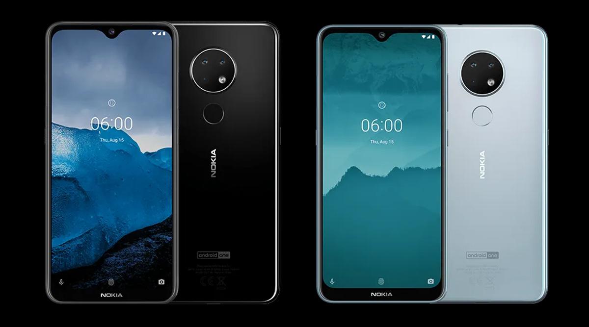 ट्रिपल रियर कैमरा वाला Nokia 6.2 भारत में कल होगालॉन्च,Amazon पर होगी बिक्री